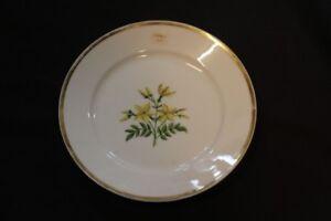Kuchenteller-Goldrand-Blumendekor-zierlich-handbemalt-mit-zarten-Blumen-7-7