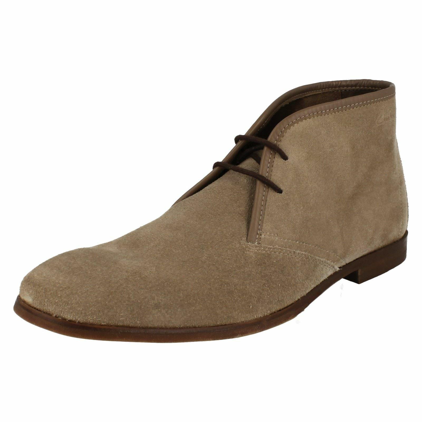 Clarks Informal botas al tobillo para Hombre 'Euston hacia arriba