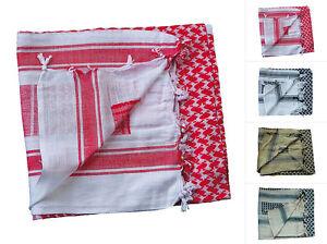 Ic-OLP-foulard-franges-Chiffon-Shemagh-Echarpe-Rouge-Noir-Olive-Beige-110x110cm