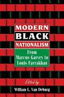 Modern Black Nationalism: From Marcus Garvey to Louis Farrakhan by New York University Press (Paperback, 1996)
