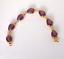 Stunning-14k-Y-Gold-31-5ct-Natural-Amethyst-Tennis-Bracelet-Fine-Jewelry