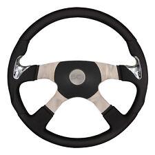 "Luxury Steering Wheel ""Highway Sport"" for PB,KW,FL,Mack,Volvo,GM,Ford,Hino......"