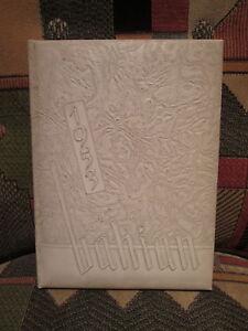 1953 Lakewood Lycée (lakewood, Co) - Annuaire Hauteur / C 80 Pages W/signatures O0upu1er-07231148-716991025