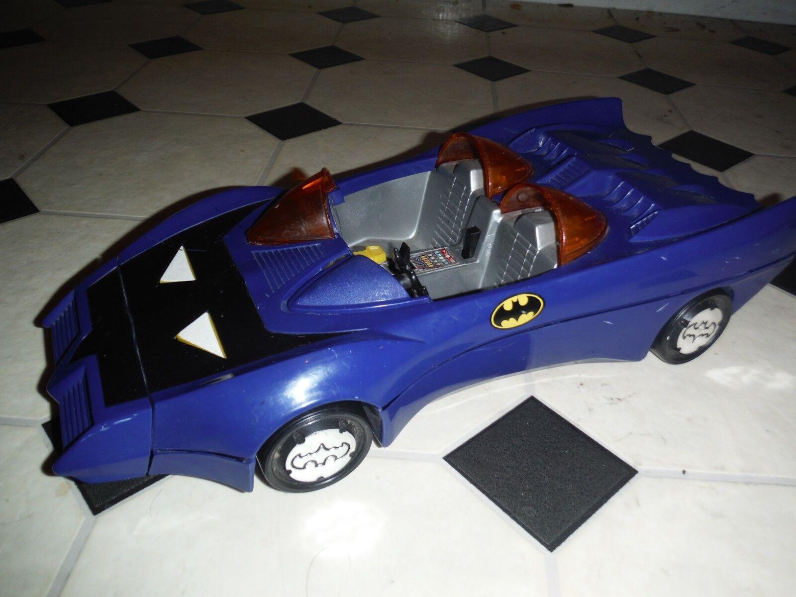 1984 Kenner Super Powers Batmobile