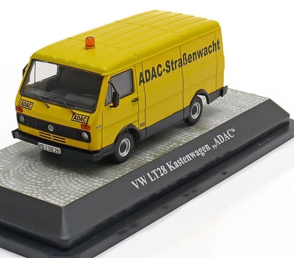 tienda de descuento VW VW VW LT 28 KASTENWAGEN ADAC PREMIUM CLASSIXXS 13303 1 43 VOLKSWAGEN TOLE amarillo  en promociones de estadios