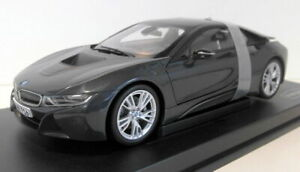 BMW i8 graumet. 2015 - 1:18 Paragon