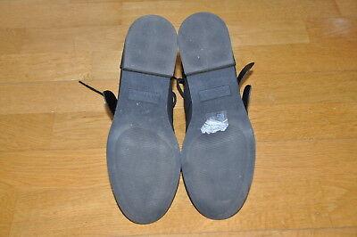 schicke DIVIDED Damen Schuhe by H&M Stiefelette Größe 38 in schwarz TOP