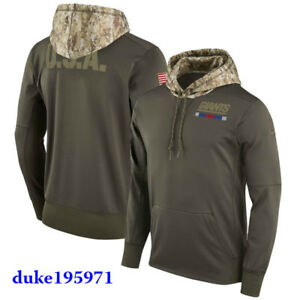 084298b67 Nike NFL New York Giants 2017 Salute to Service Hoodie Hoody STS New ...