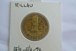 Aimable 1 1/2 Euros De Millau 25/6 - 5/7 - 1997