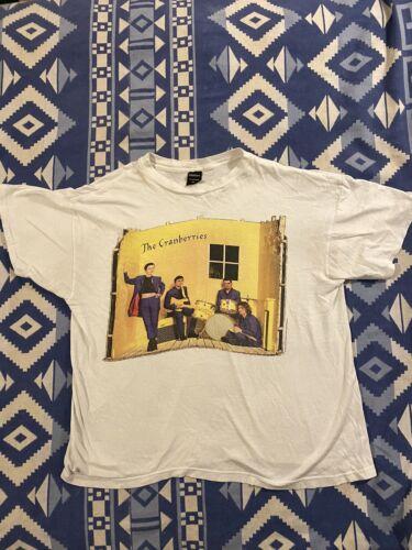 Vintage Cranberries Shirt Free To Decide Tour 1996