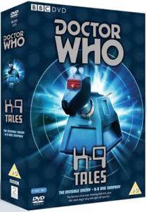 Nuevo-Doctor-Who-K9-Tales-The-Invisible-Enemy-K9-Y-Empresa-DVD
