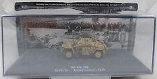 """De Agostini - """"Die Panzer Sammlung""""  037  Sd.Kfz. 222"""
