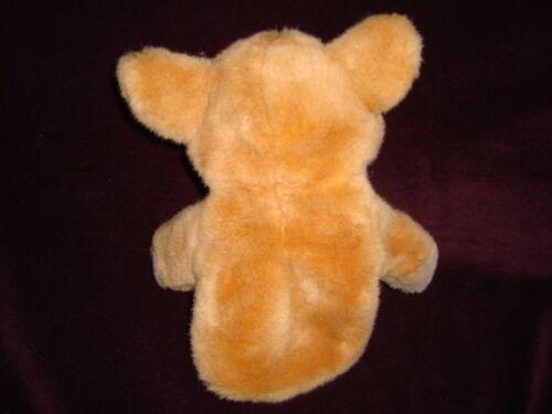 "Lion King Simba Cub Hand Puppet exclusive walt disney company 9/"" tall"