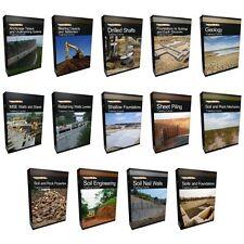 Geotechnical Geology Soil Rock Mechanics Training Course Collection Bundle