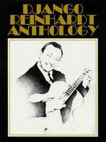 Django Reinhardt Anthology Sheet Music Transcribed And Edited By Mike 000027083