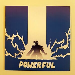 french-only-MAJOR-LAZER-amp-ELLIE-GOULDING-POWERFUL-CD-Single-Promo