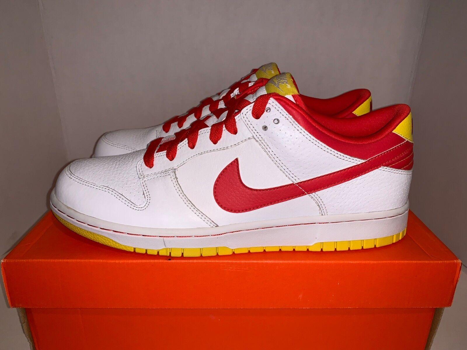 Nike dunk low low low nyx ronald - mcdonald - größe 11 ds 2008 330938 161 873ba2