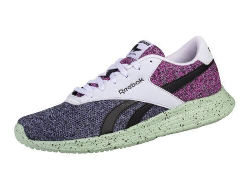 7.5 Reebok Womens Royal EC Ride FS Trainers Shoes Memory Tech AR1492 UK 6.5