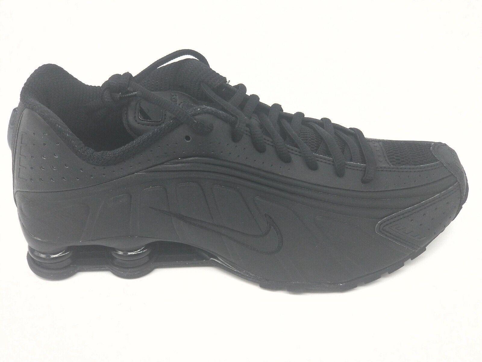 11648b3ddab20 Nike Shox R4 Size 11.5 Black Black Black Triple Black Bv1111 001 for ...