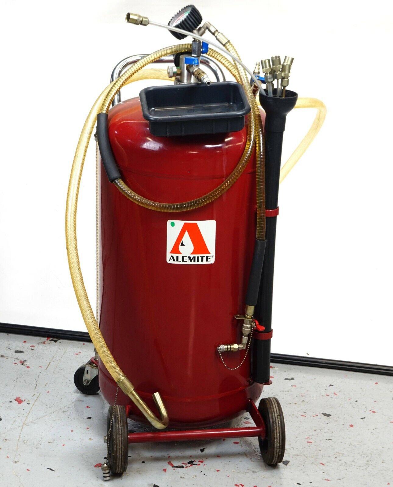 Alemite 8588 Air Pressure