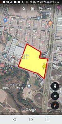 Terreno en venta 45 Sur Zona Industrial Aguascalientes