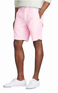 Polo-Ralph-Lauren-Men-039-s-Classic-Fit-8-5-034-Linen-Chino-Shorts-Size-34-New-NWT