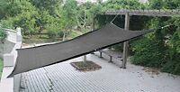 Agfabric Rating-prefabricated Sunblock Shade Panel, Tarp Panel With Gromments