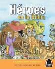 Heroes En La Biblica by Various (Hardback, 2016)