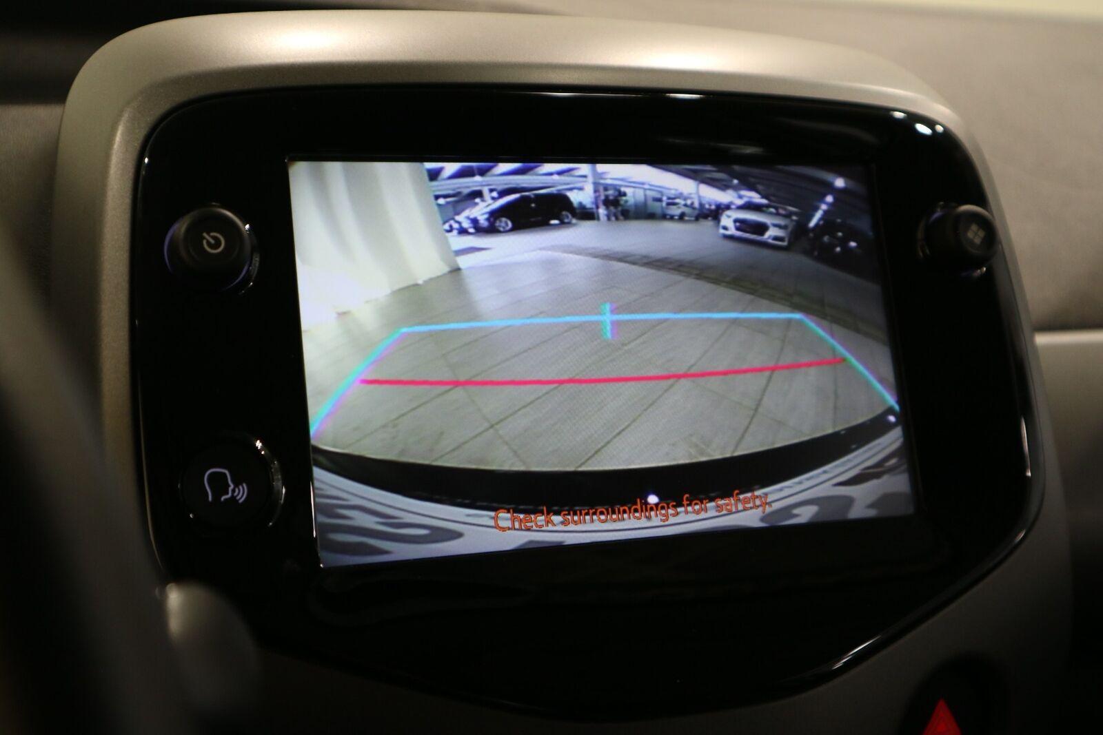 Toyota Aygo 1,0 VVT-i x-pression x-shift - billede 8
