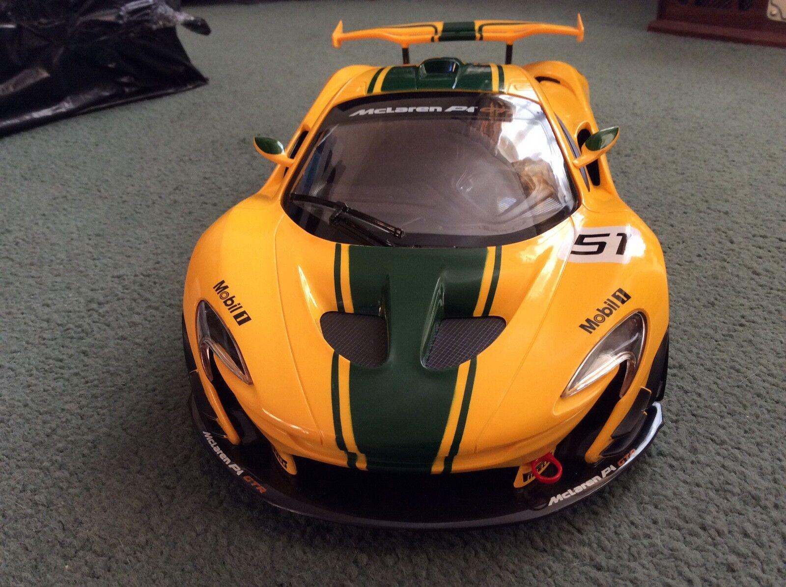 RC McLaren Car P1 GTR