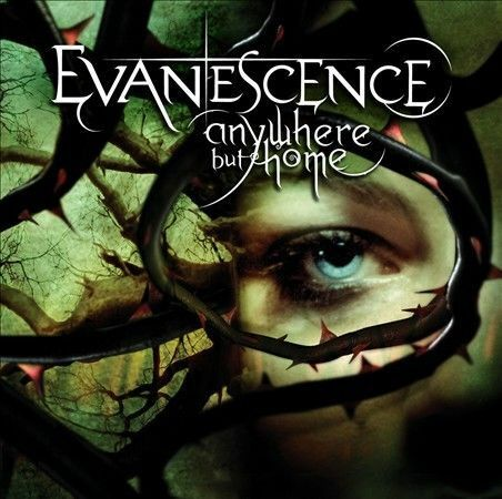 1 of 1 - EVENESCENCE Anywhere but Home  dvd + cd