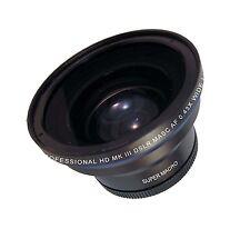 ZE543R 0.43X Professional HD Fisheye Lens for Camera Size 67MM 72MM