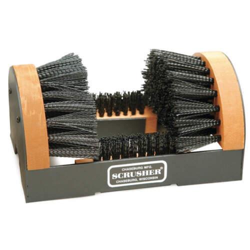 "GRAINGER APPROVED H1 Boot Brush,9/"" L x 6/"" W x 5/"" H"