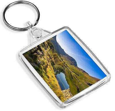 A Buttermere Lake Portachiavi Inglese Lake District Divertente Portachiavi Regalo #12503-mostra Il Titolo Originale E Avere Una Lunga Vita