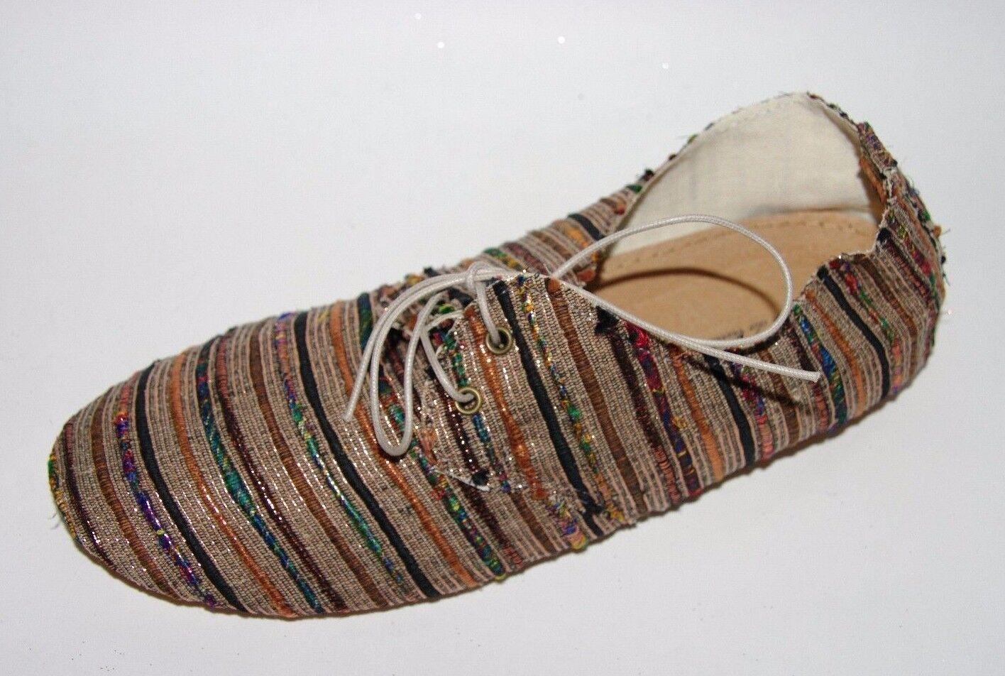 NEU 110 Anniel Ballet Derby Schuhes  8US/38EU