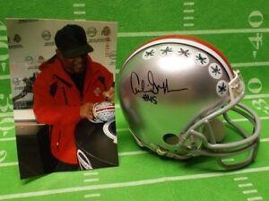 1729cc8a5ac Archie Griffin Ohio State 1974 75 Heisman signed Autographed Mini ...