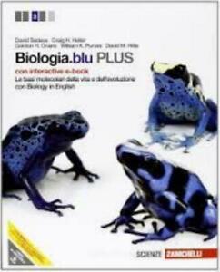 BIOLOGIA-BLU-PLUS-basi-molecalari-ZANICHELLI-SADAVA-COD-9788808207678