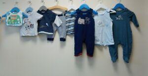 Baby-Boys-Bundle-Of-Clothes-Age-3-6-Months-lt-J8742
