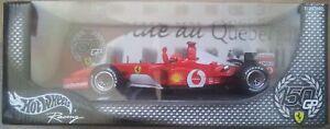 Hot-Wheels-54646-Ferrari-150-GP-Wins-Michael-Schumacher-1-18