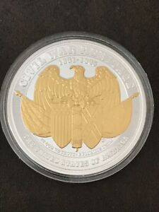 United States of America 1862 Confederation Medal Of Honour