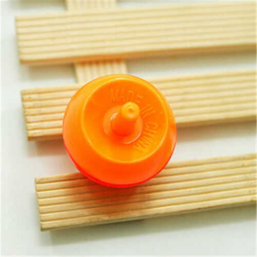 5pcs Kids Plastic Toy Creative Flip Spinning Top Gyro Funny Educational Gift  X