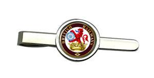 Britannique-Railways-Furet-amp-Cible-de-Flechettes-Crest-Cravate-Pince