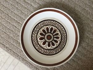 Details about ROYAL CHINA CAVALIER IRONSTONE DINNER  PLATE,USA,Monterey,dishwasher,oven,Lovely