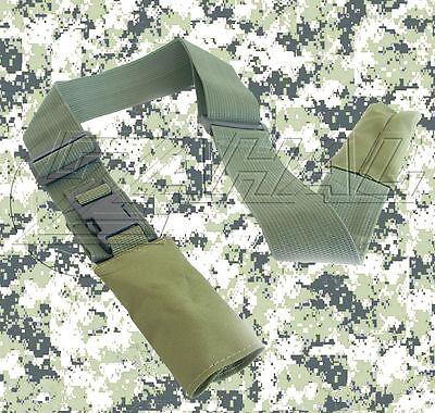 "2 Point Adjustable Desert Tan Tactical Sling w// /"" Punisher /"" Logo"