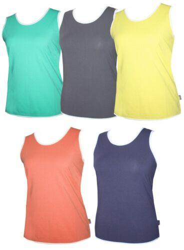 Schneider Sportswear Damen Achselshirt Top Freizeit Shirt Sportshirt Ärmellos