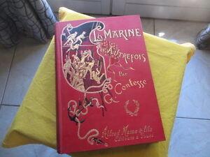 La MARINE d'autrefois - Georges Contesse - 1897 i5zZxFcn-09165236-104053691