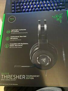 Details about NEW Razer Thresher Tournament Edition w/ Mic PC, PS4, Xbox  One, Switch, Mac