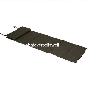 Mat For Spare Camp Bed Army Military