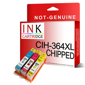 364XL-SET-OF-3-NON-OEM-INKS-REPLACE-ALTERNATIVE-FOR-HP-C5324-C6324-Chipped