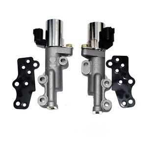2Pcs Left /& Right VVT Valve Engine Variable Timing Solenoid For Nissan Infiniti